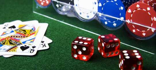 Casino med tärningar