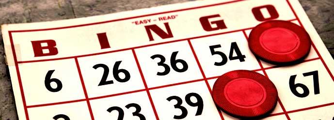 Spela bingo online